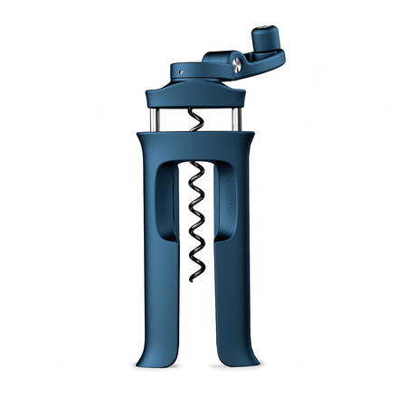 Tire-bouchon BarWise Easy-Action de Joseph Joseph en bleu