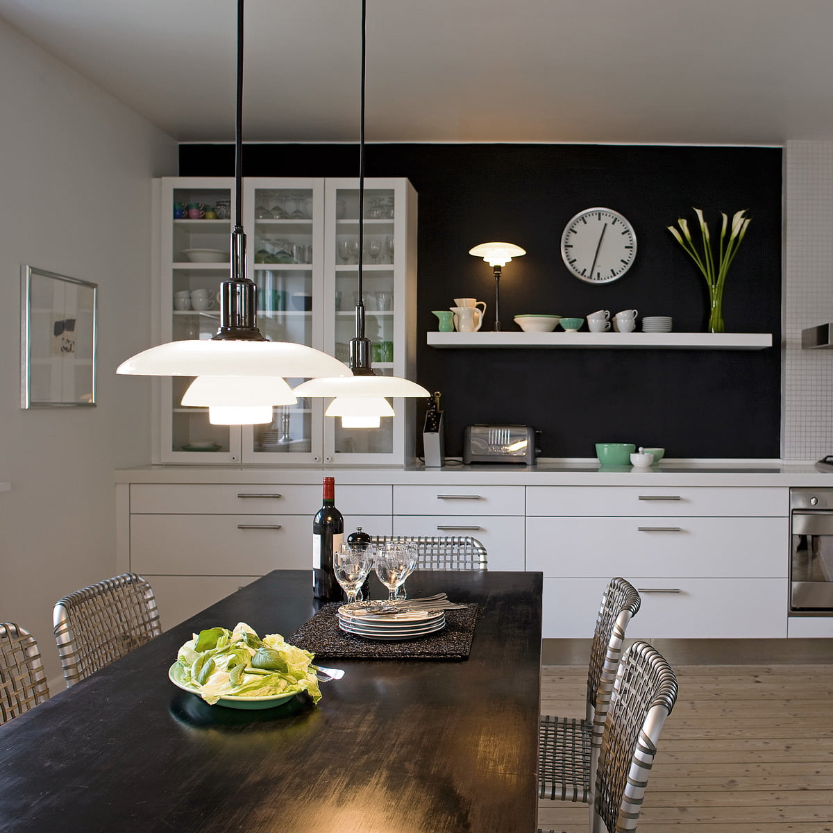 louis poulsen suspension lumineuse ph 3 2. Black Bedroom Furniture Sets. Home Design Ideas