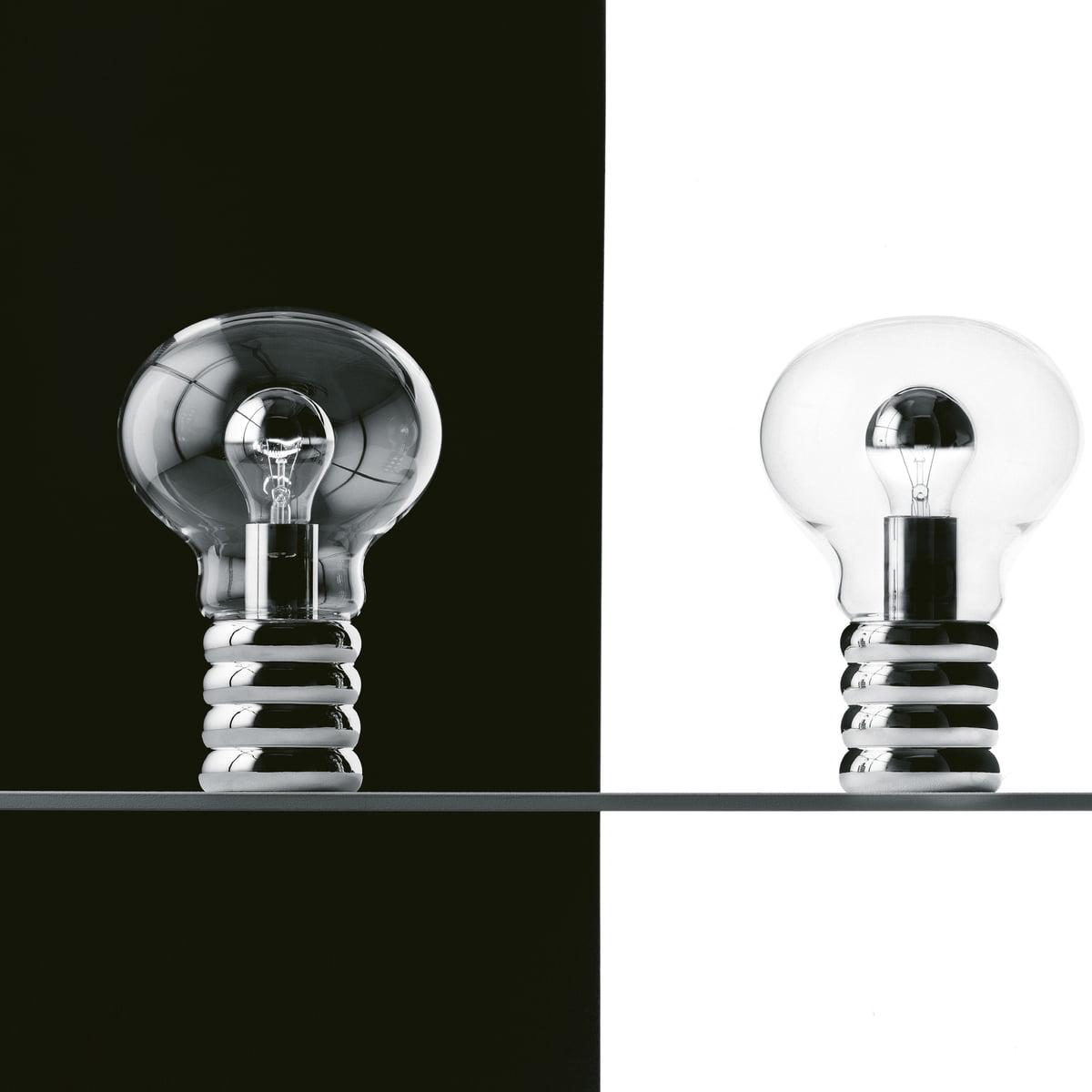 lampe de table bulb ingo maurer boutique. Black Bedroom Furniture Sets. Home Design Ideas