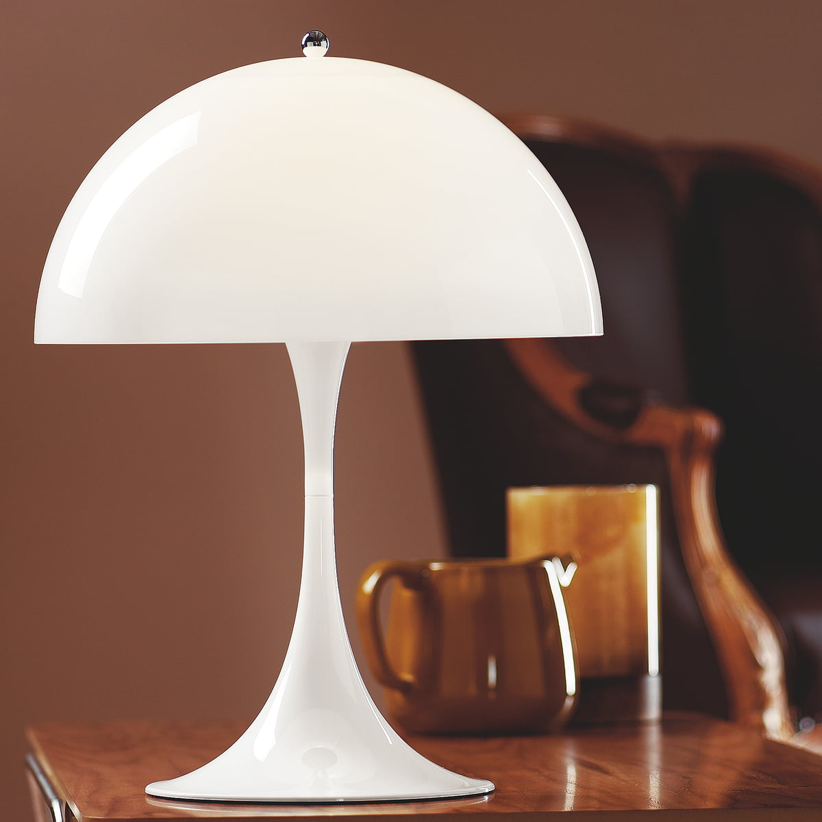 lampe de table panthella louis poulsen