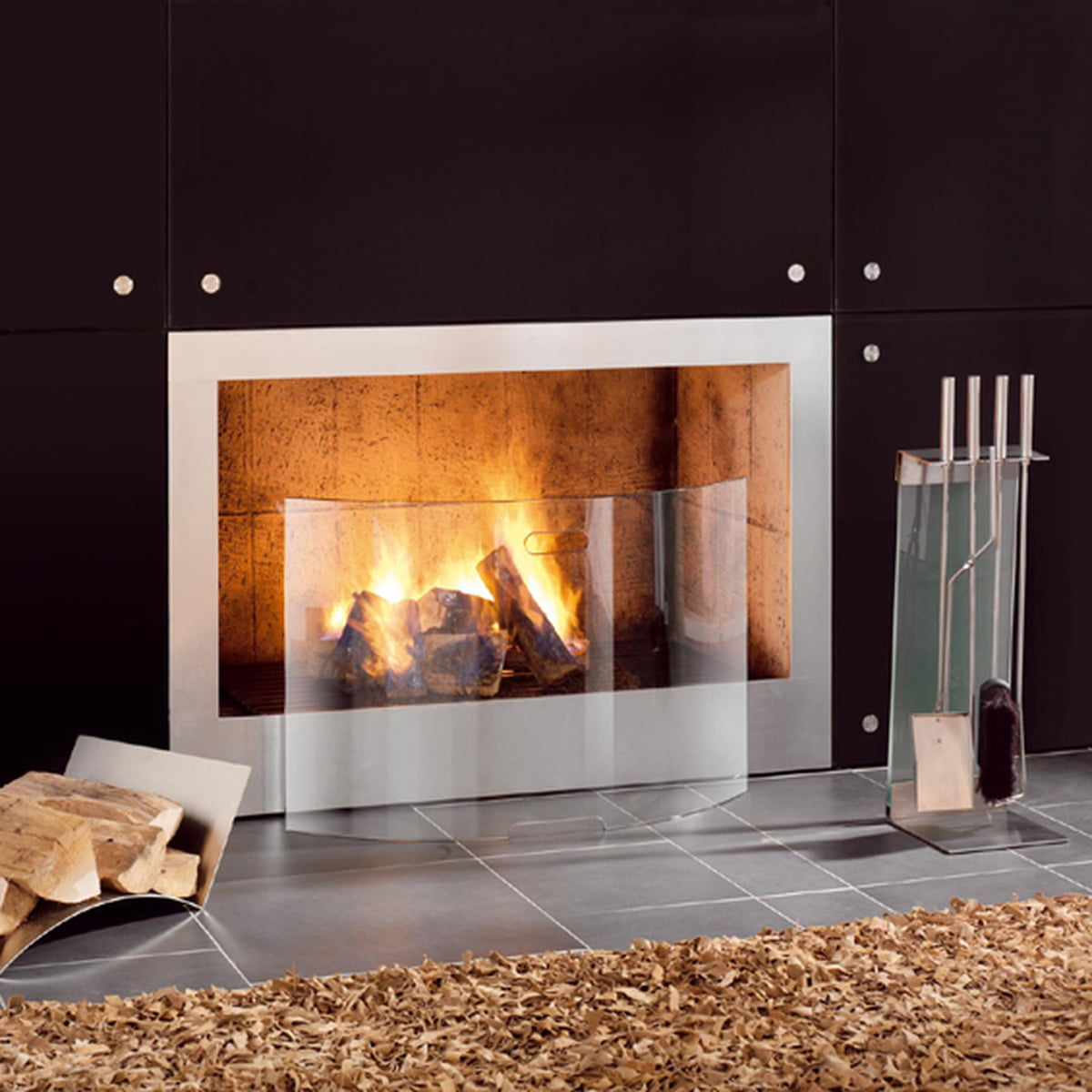 Conmoto , Accessoires de cheminée Teras P