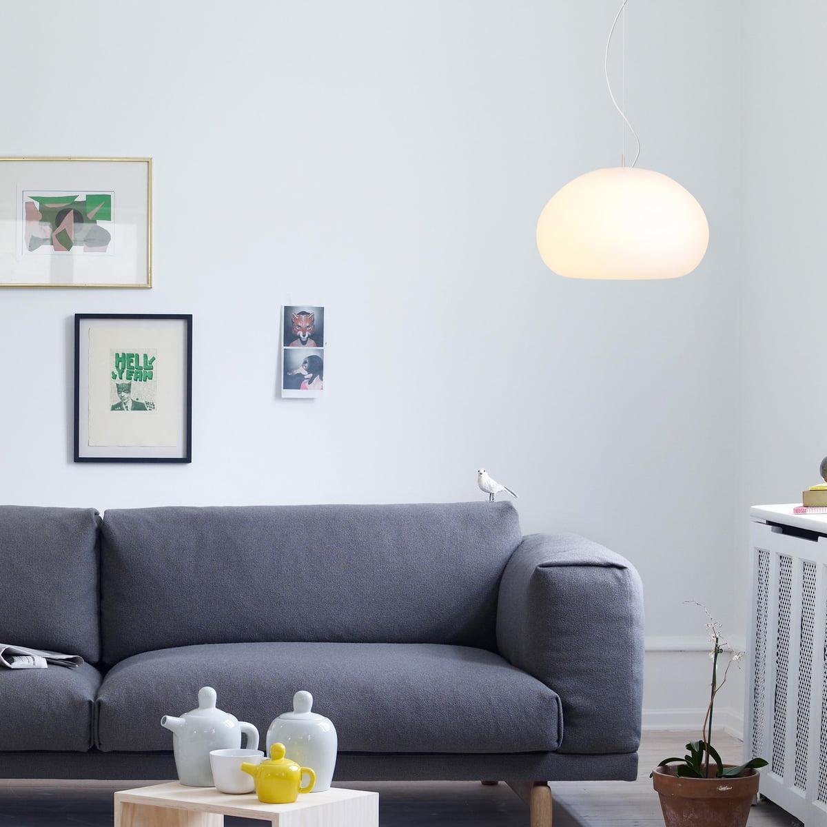 fluid lampe suspension muuto shop. Black Bedroom Furniture Sets. Home Design Ideas