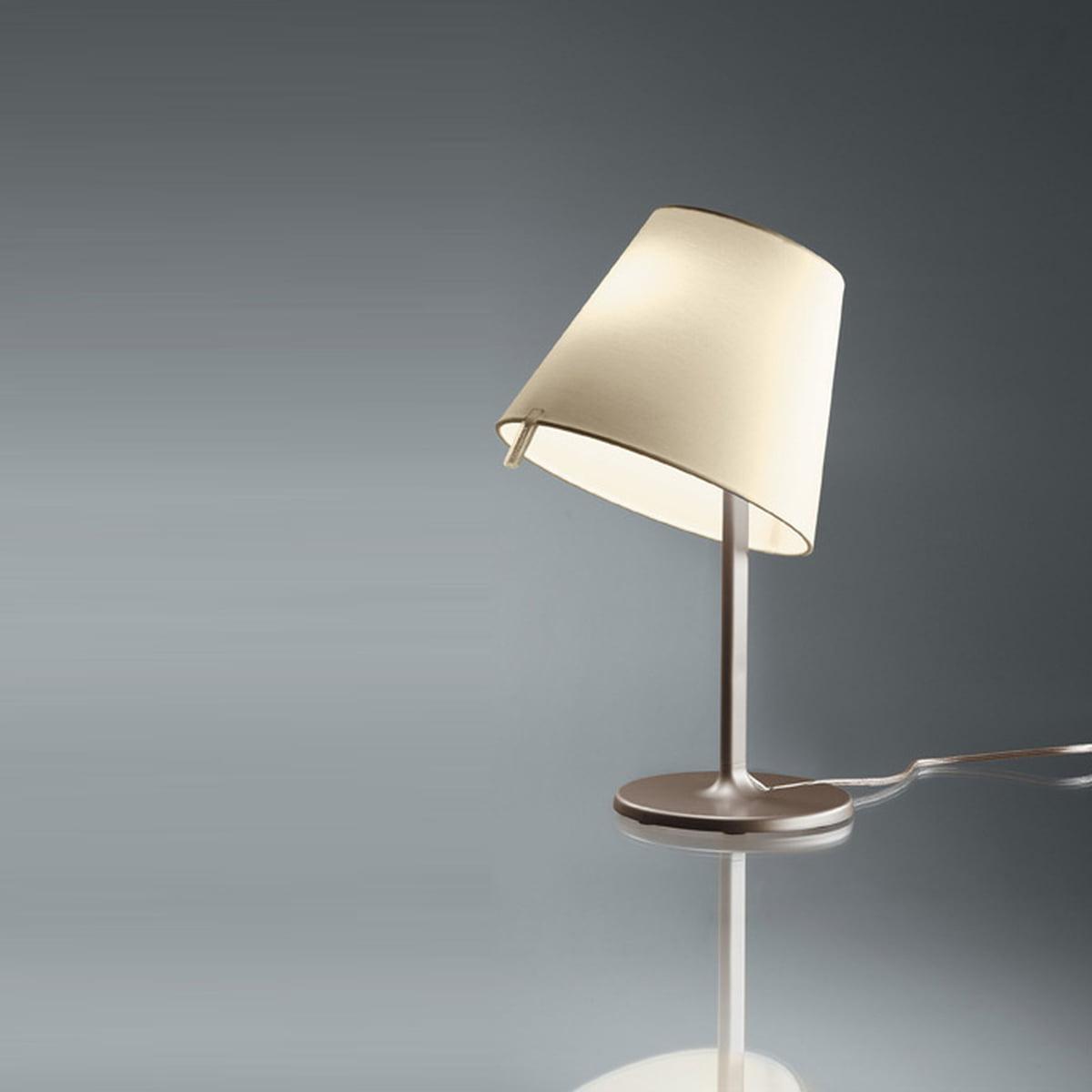 lampe melampo notte pour artemide boutique. Black Bedroom Furniture Sets. Home Design Ideas