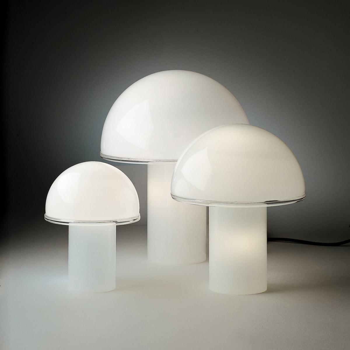 lampe onfale tavolo artemide boutique. Black Bedroom Furniture Sets. Home Design Ideas