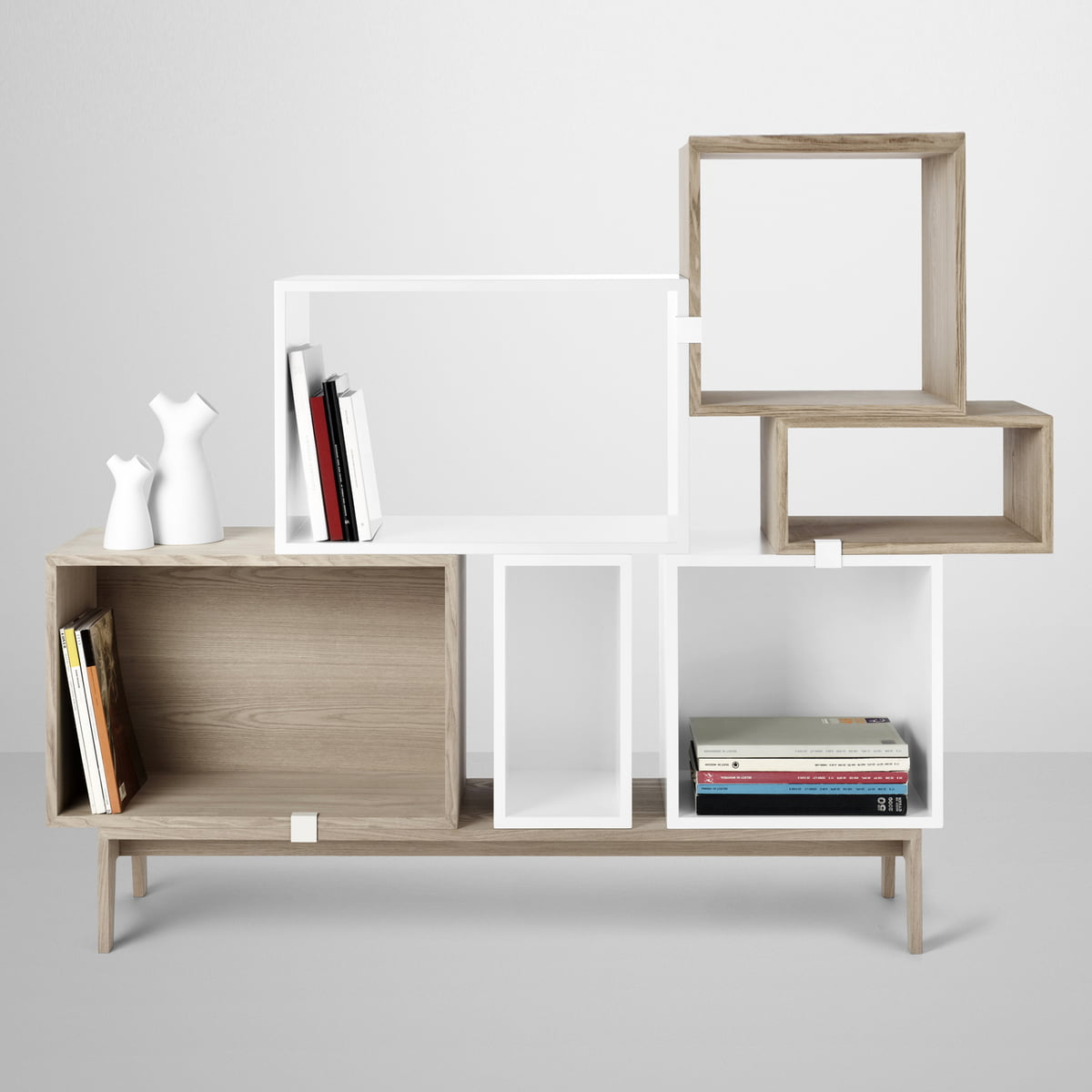 muuto stacked syst me d 39 tag res fr ne. Black Bedroom Furniture Sets. Home Design Ideas