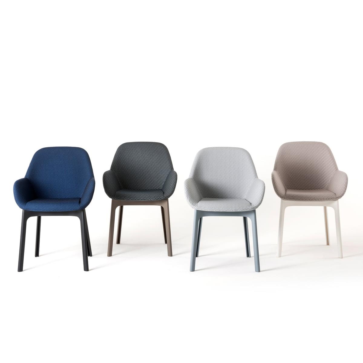 chaise clap de kartell connox. Black Bedroom Furniture Sets. Home Design Ideas