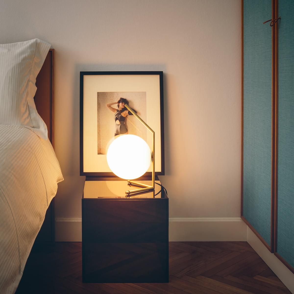 Lampe De Table Ic De Flos