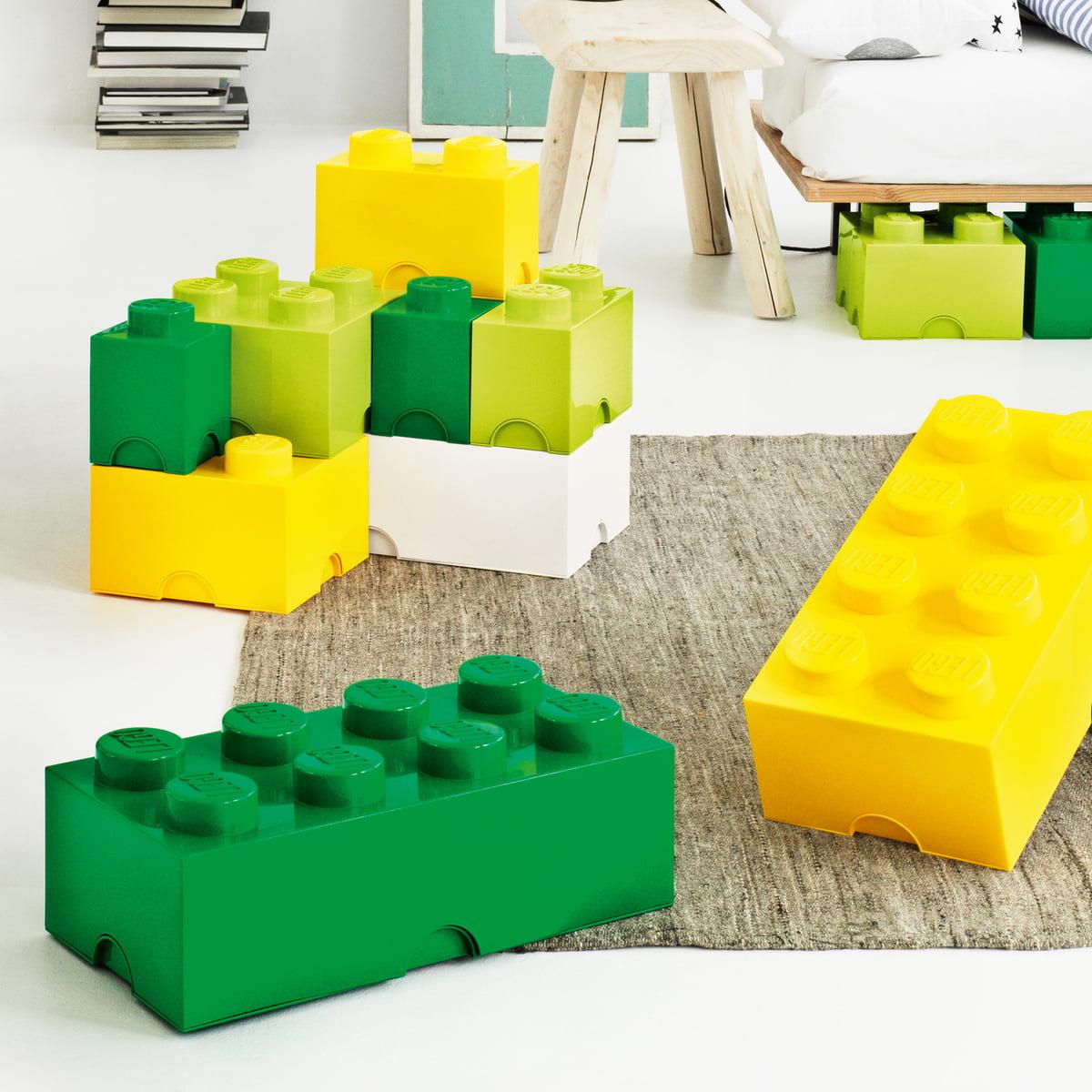 meilleures baskets f6d78 395c1 Lego - Brique de rangement, lot de 3