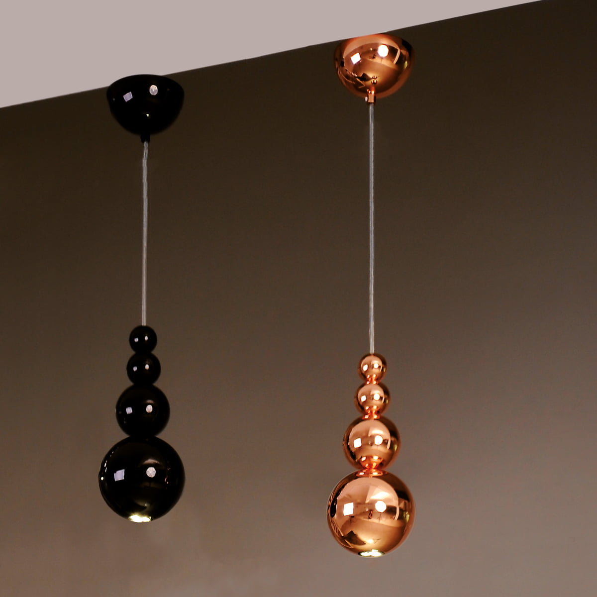 Suspension lumineuse bubble de innermost for Suspension lumineuse