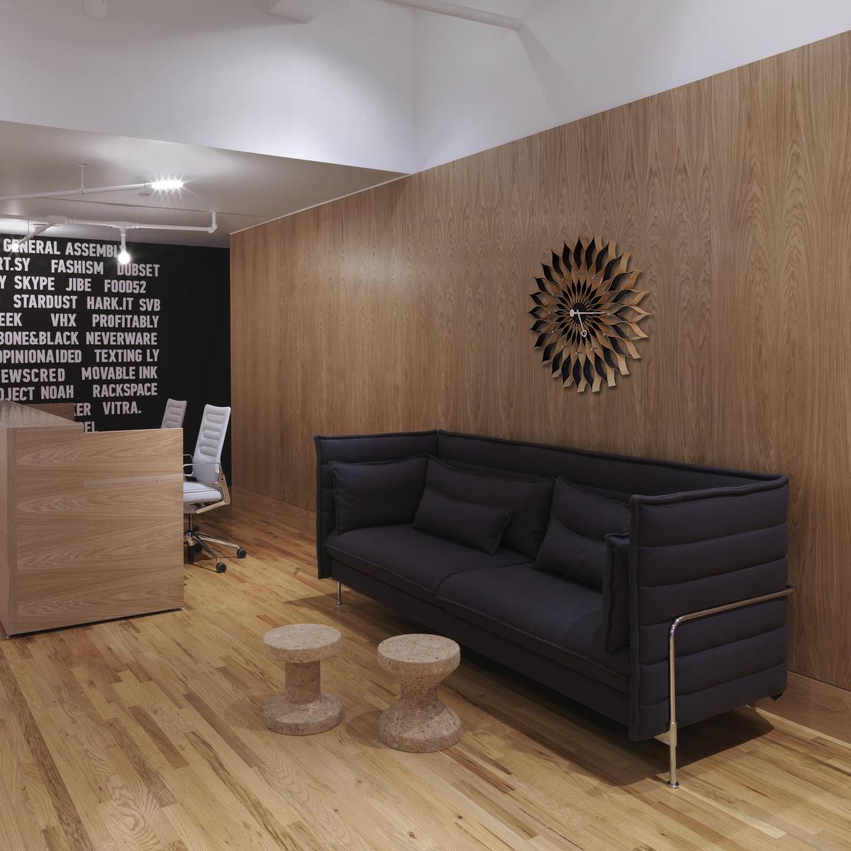 canap alcove plume dans la boutique. Black Bedroom Furniture Sets. Home Design Ideas