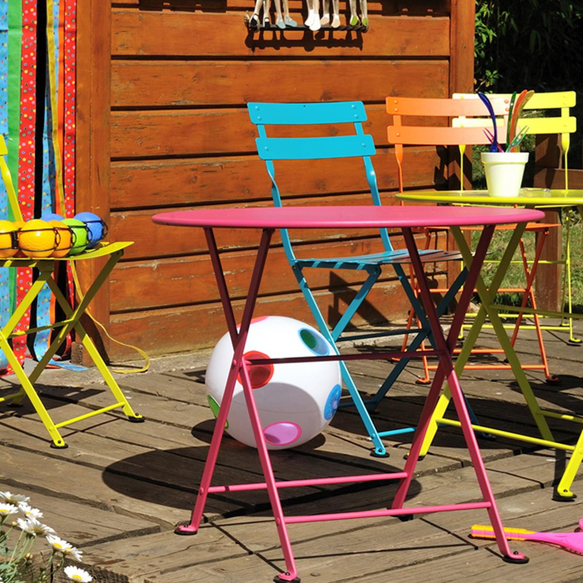 chaise pour enfants tom pouce de fermob. Black Bedroom Furniture Sets. Home Design Ideas