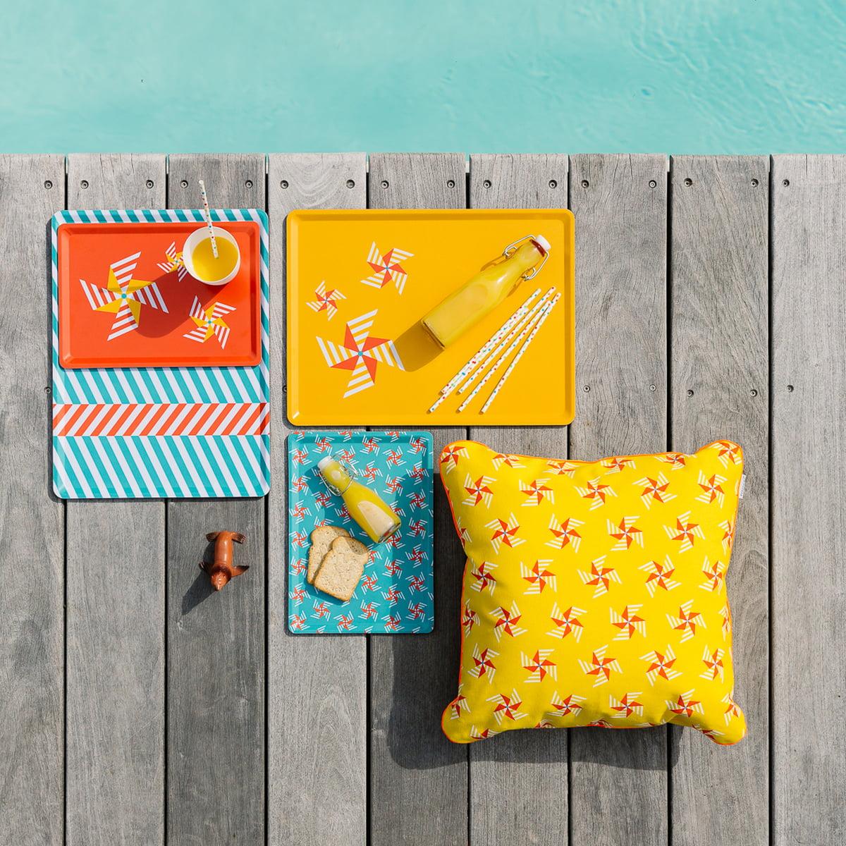 plateau cabourg de fermob dans la boutique. Black Bedroom Furniture Sets. Home Design Ideas