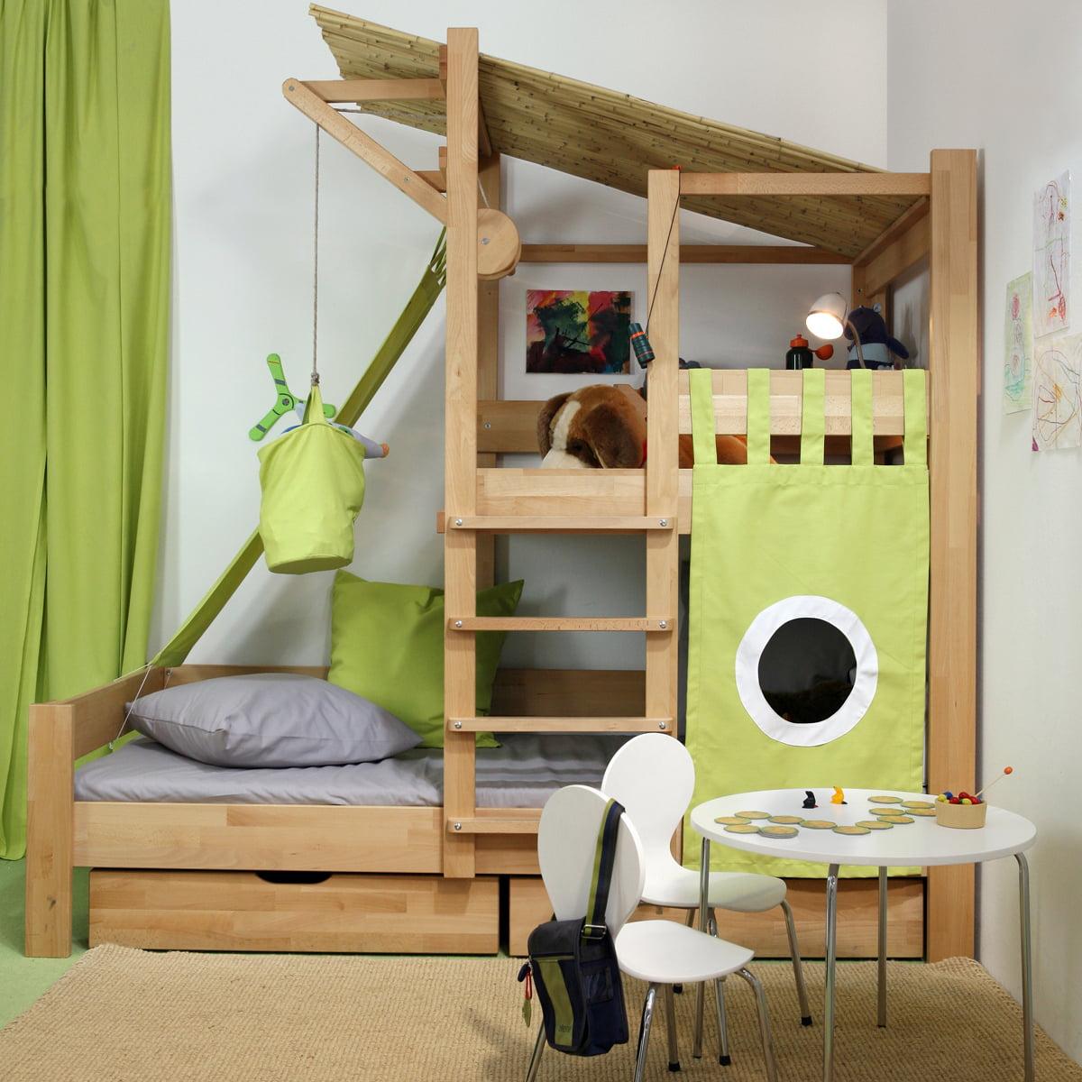 lit cabane de de breuyn connox. Black Bedroom Furniture Sets. Home Design Ideas