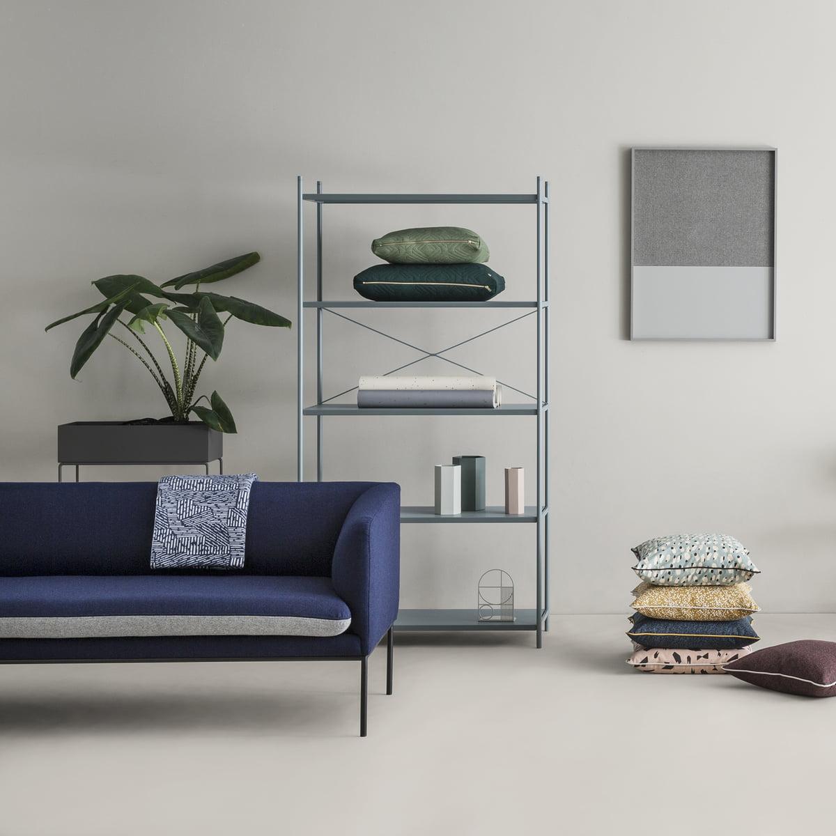 coussin arch de ferm living dans l 39 e boutique. Black Bedroom Furniture Sets. Home Design Ideas