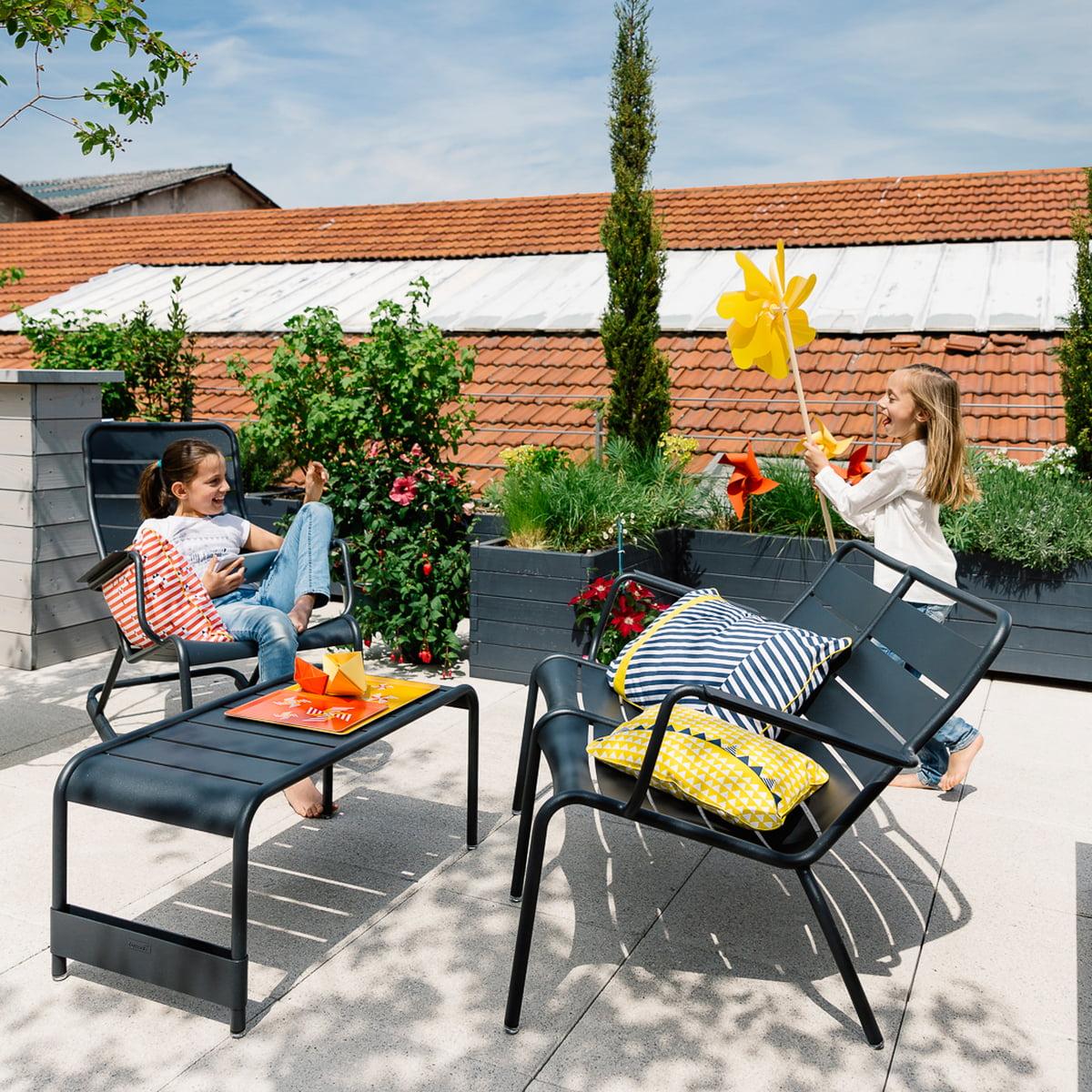 Table Banc De Jardin Luxembourg De Fermob # Meubles Luxembourg