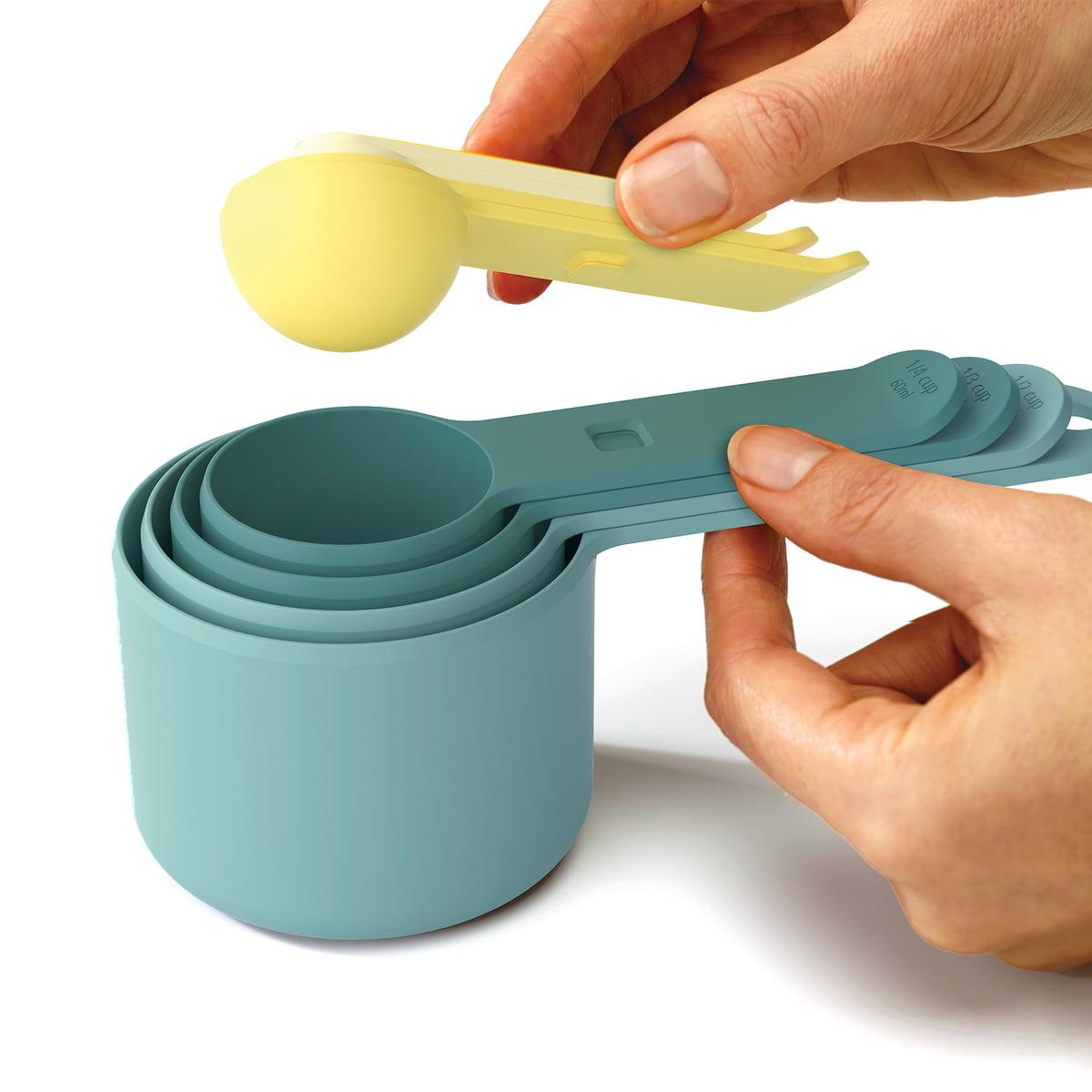 4 Pièces De Coquetier En Plastique Plastic Egg Set Cuisinier Aide Blanc