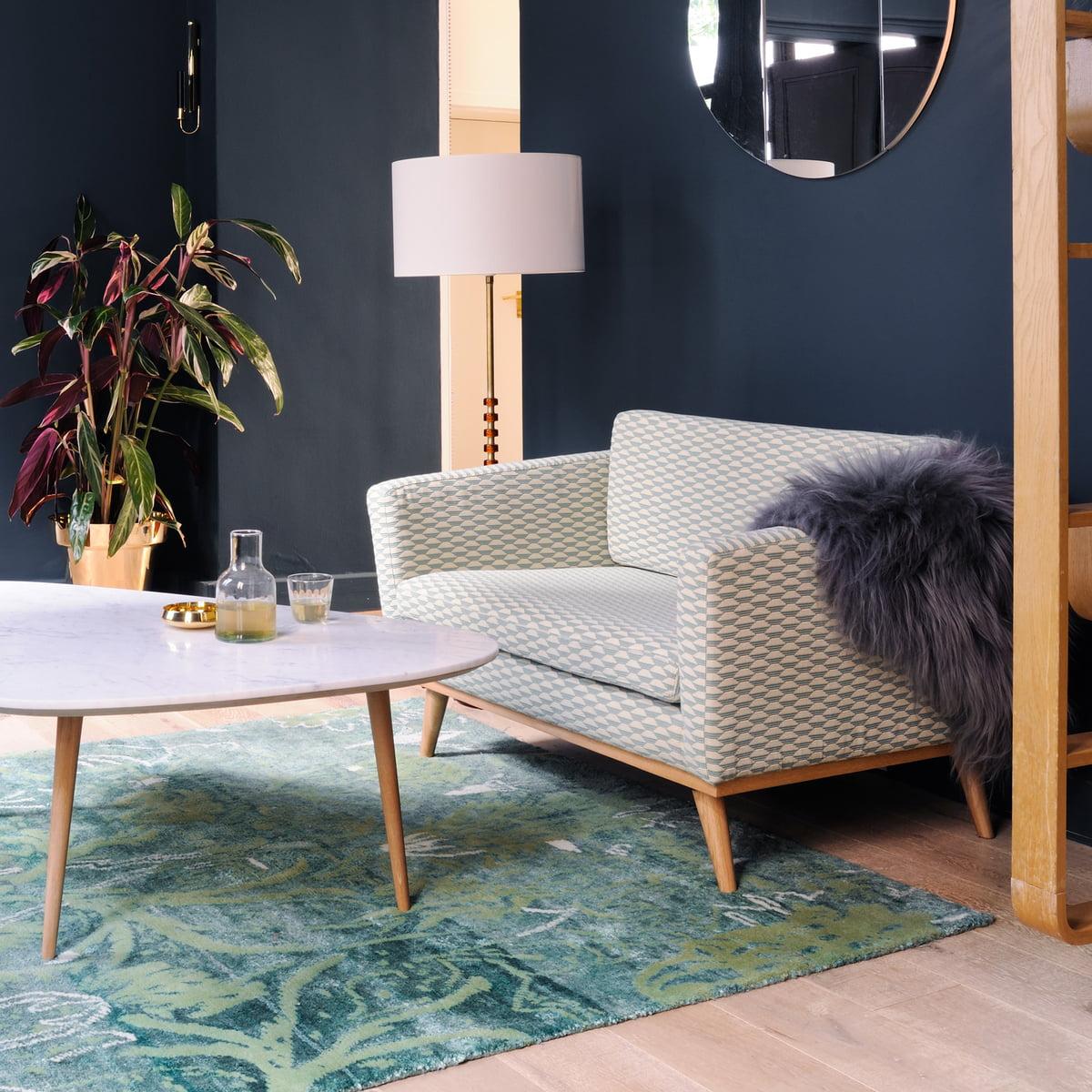 fifties canap 120 par red edition en ligne. Black Bedroom Furniture Sets. Home Design Ideas