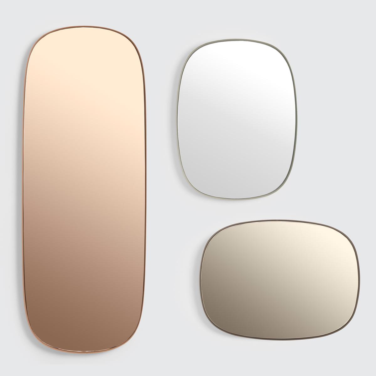 Framed miroir de muuto en ligne for Impression en miroir