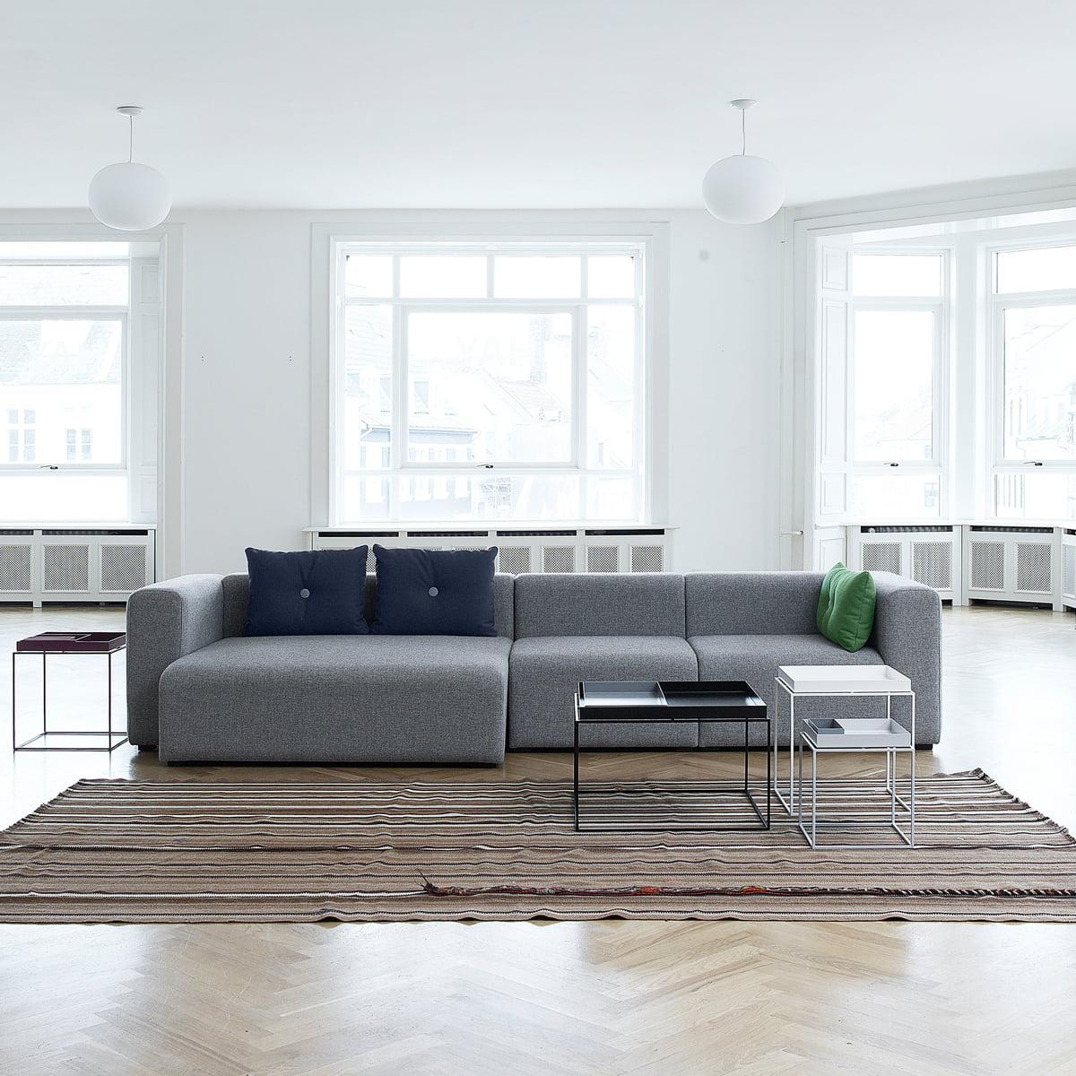 module narrow pour canap mags de hay. Black Bedroom Furniture Sets. Home Design Ideas