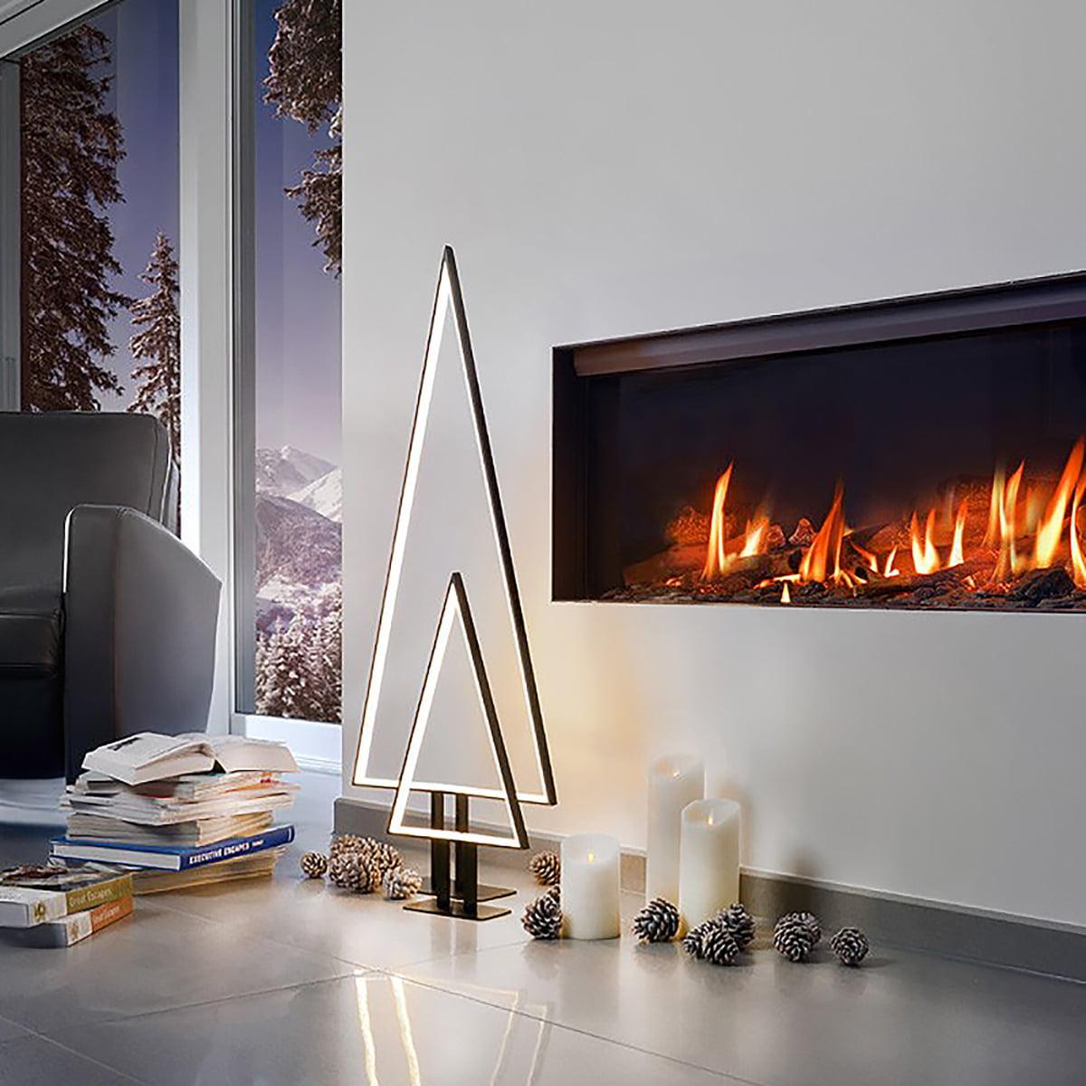 Lampe de table led pine par sompex en ligne - Designer weihnachtsdeko ...
