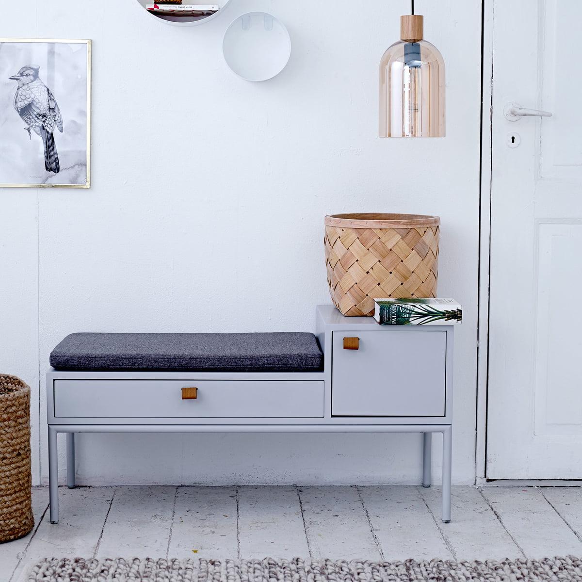 banquette t l phone de bloomingville. Black Bedroom Furniture Sets. Home Design Ideas