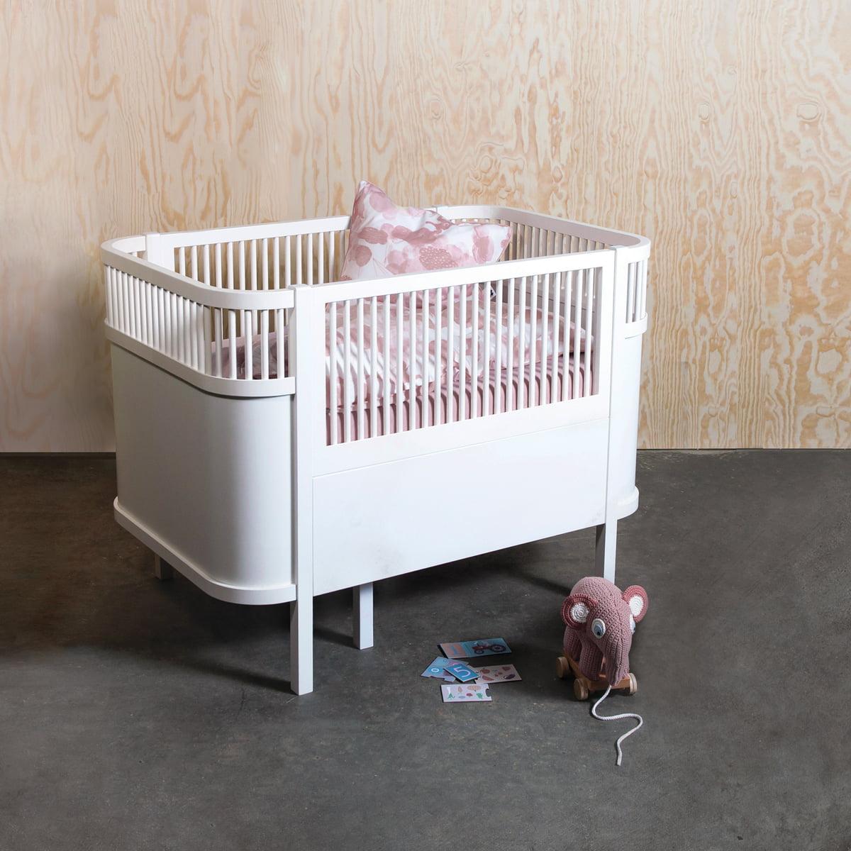 Lit b b junior sebra connox - Comment orienter le lit de bebe ...