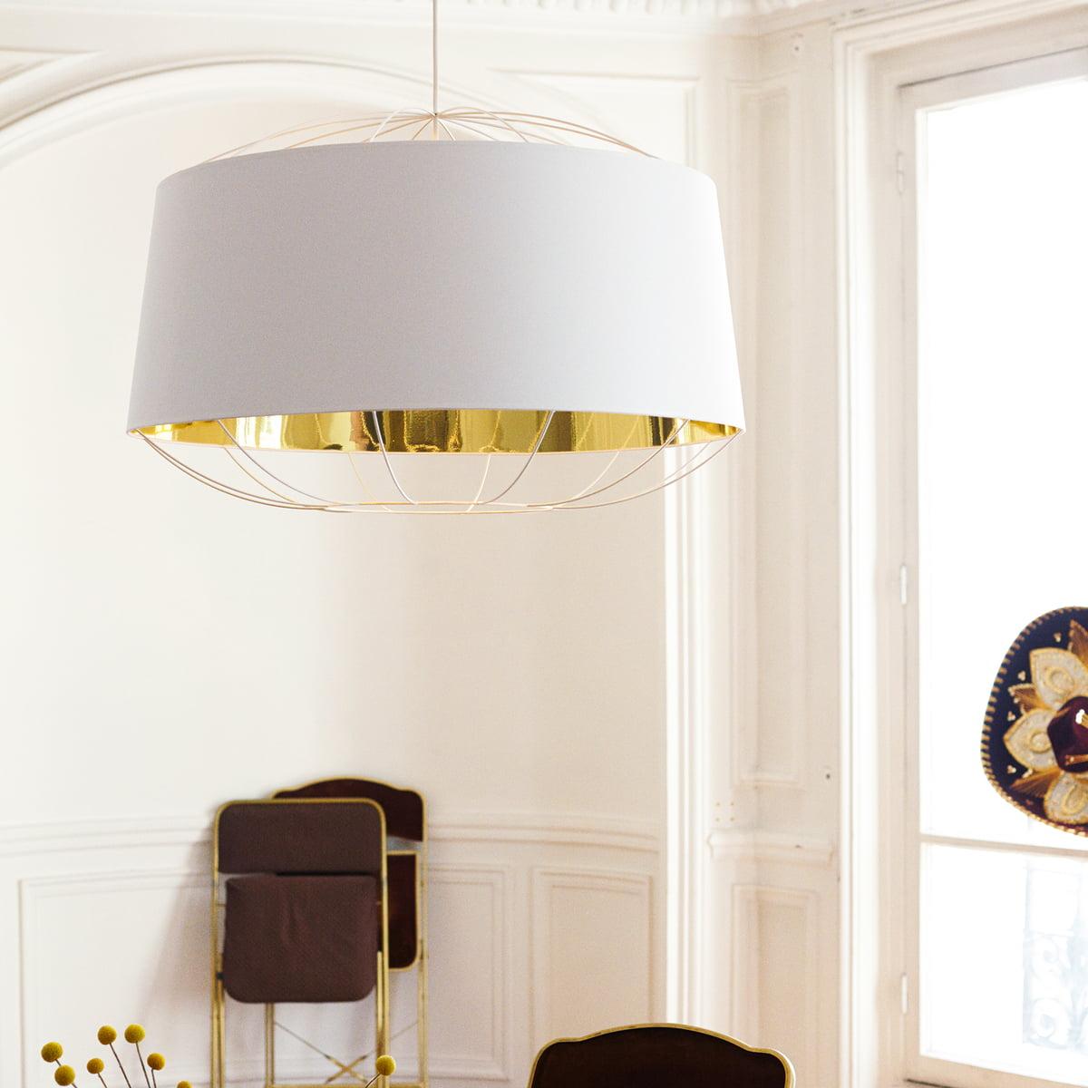 suspension lumineuse lanterna de petite friture. Black Bedroom Furniture Sets. Home Design Ideas