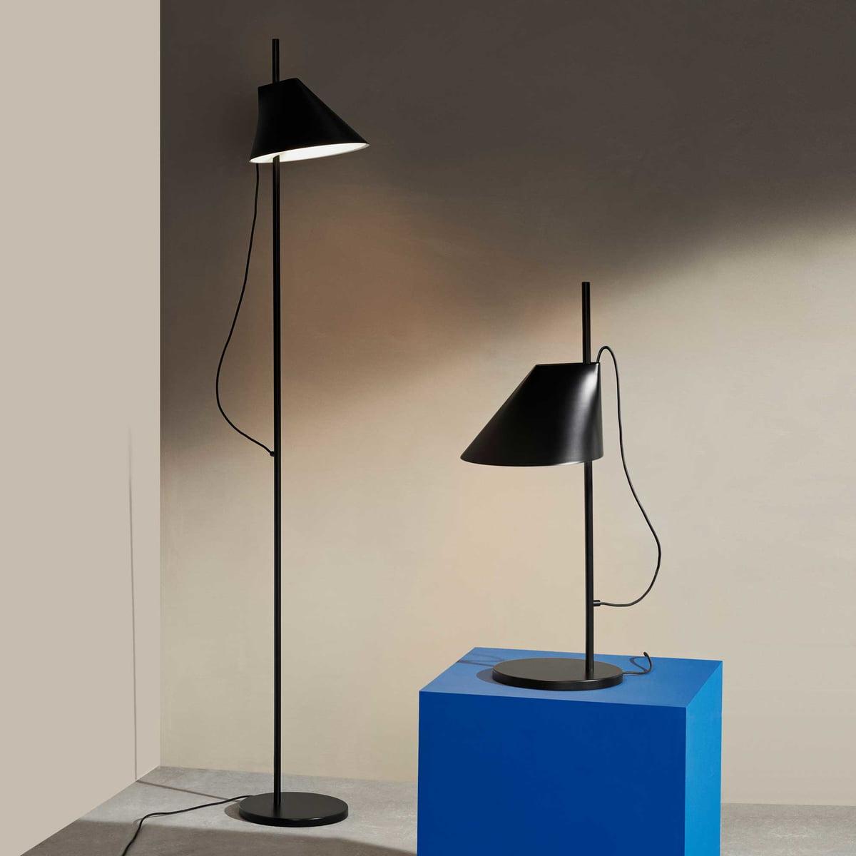 le lampadaire par louis poulsen yuh led. Black Bedroom Furniture Sets. Home Design Ideas