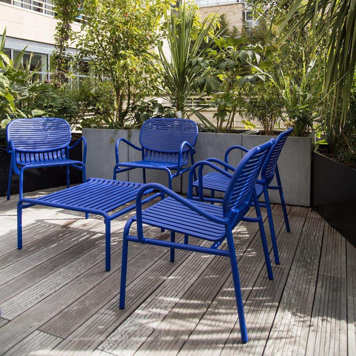 Banc de jardin week end connox for Connox com