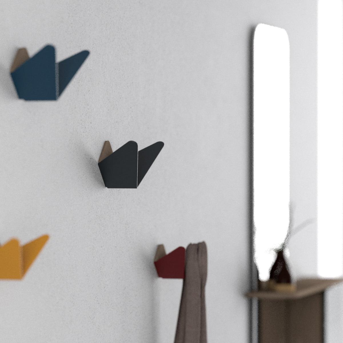 Umage - crochet butterflies mural | Connox