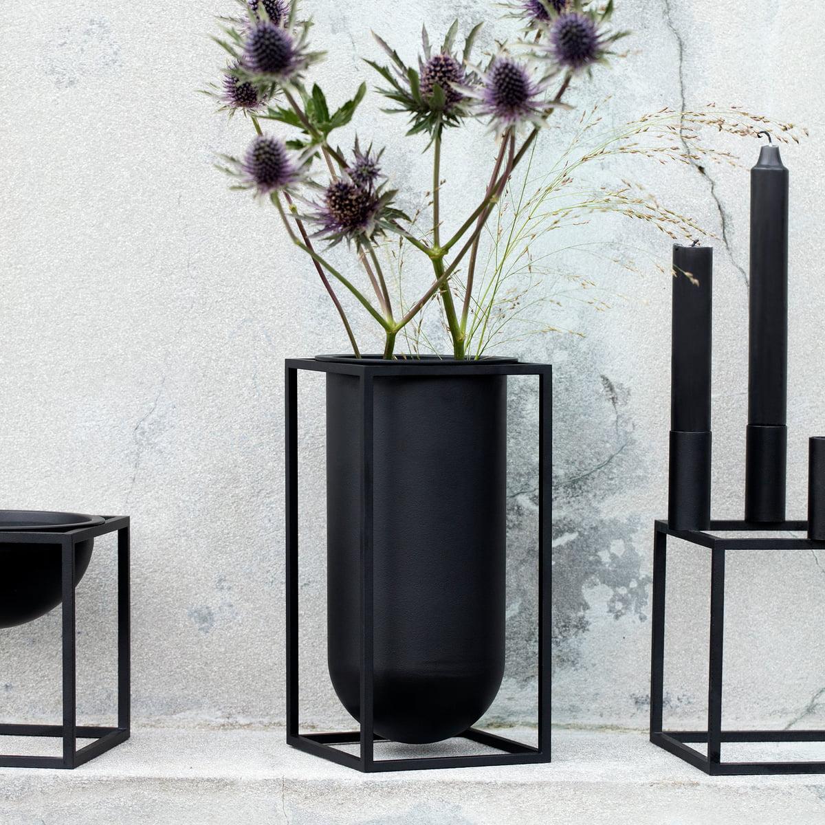 vase kubus lolo de by lassen connox. Black Bedroom Furniture Sets. Home Design Ideas