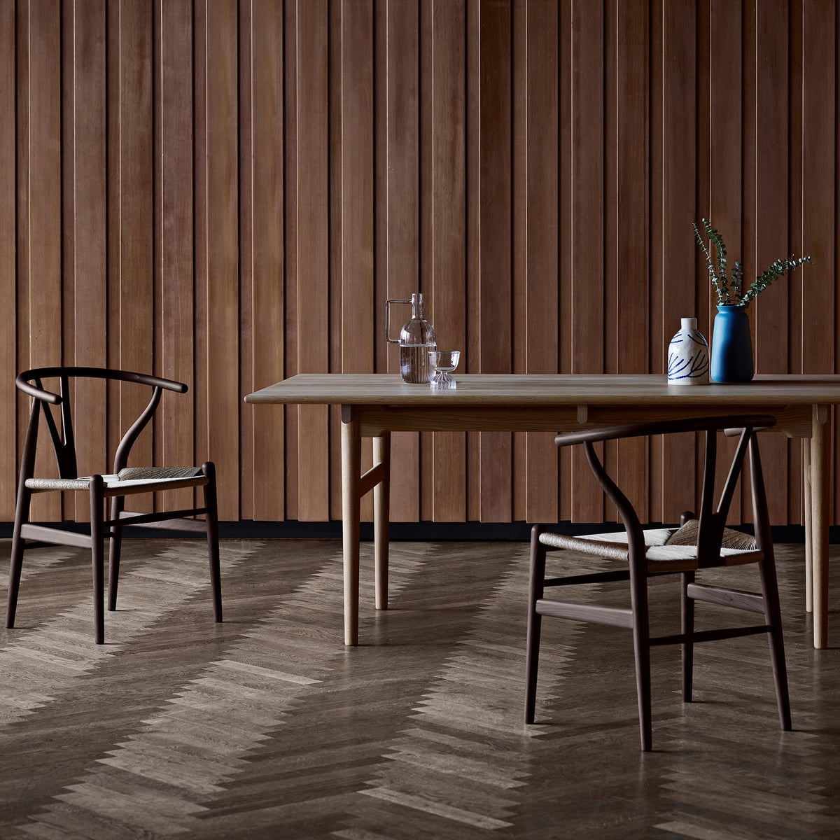 Wishbone Chair Ch24 De Carl Hansen Connox
