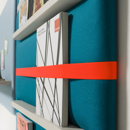 Cascando - Panneaux Pillow - petit rangement, bande