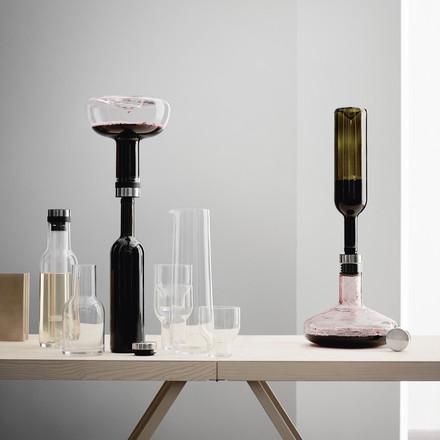 Menu - Carafe à décanter Wine Breather Deluxe