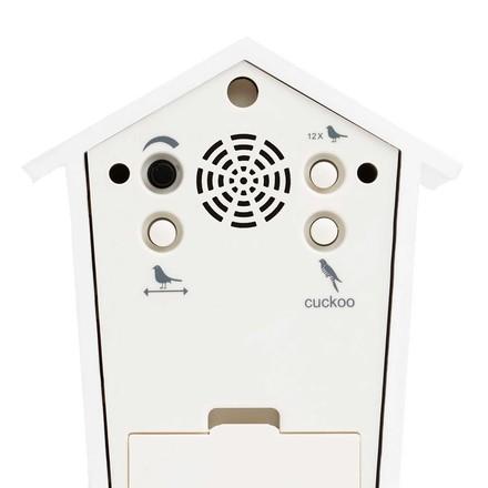 KooKoo - Bird House Mini, blanc, arrière