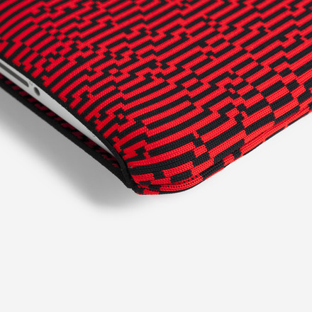 Zuzunaga - MacBook Case 11'', rouge
