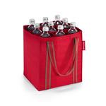 reisenthel - bottlebag, rouge