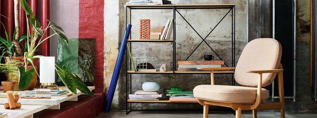 Fritz Hansen est un fabricant danois de meubles. La série de chaises Series 7 et la chaise Egg Chair avec leur forme distinctive sont probablement parmi les modèles les plus célèbres de la société.