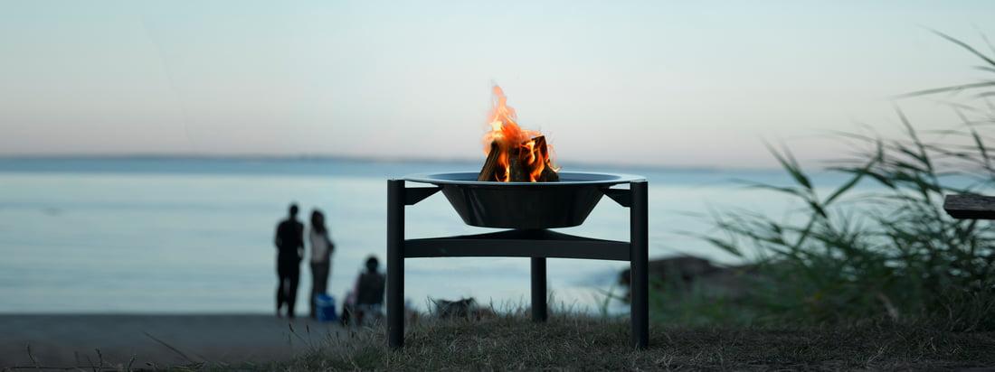 Le fabricant danois Dancook incarne le design scandinave de grande qualité. Le barbecue 9000 est parfait pour allumer un feu dans la nature.