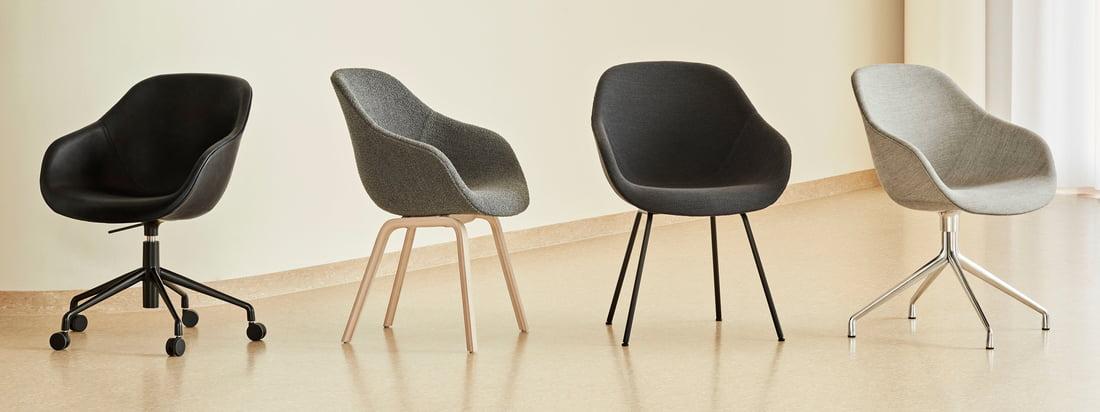 Hay - À propos d'une collection de chaises - Bannière