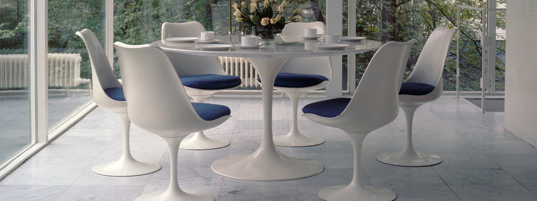 Knoll - Collection de Saarinen - Bannière