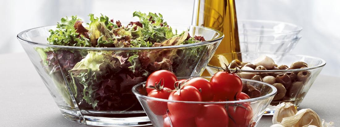 la saison des salades