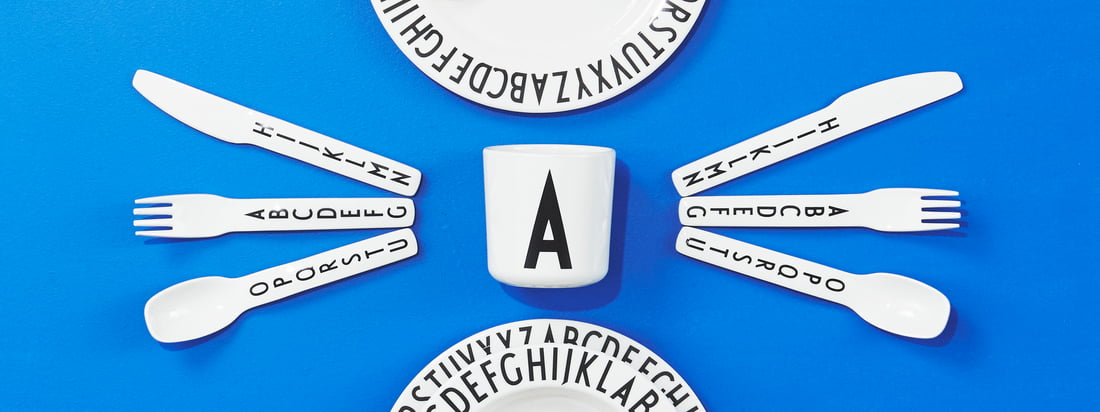 Design Letters - Collection Kids - Bannière