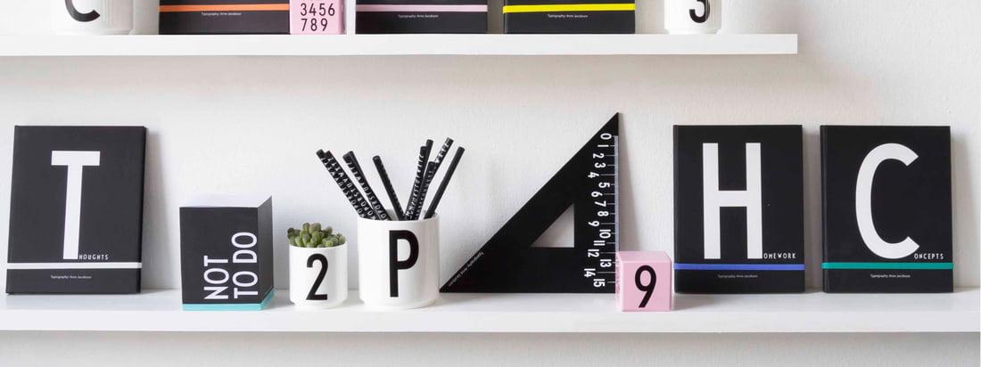 Design Letters - Collection Office - Bannière