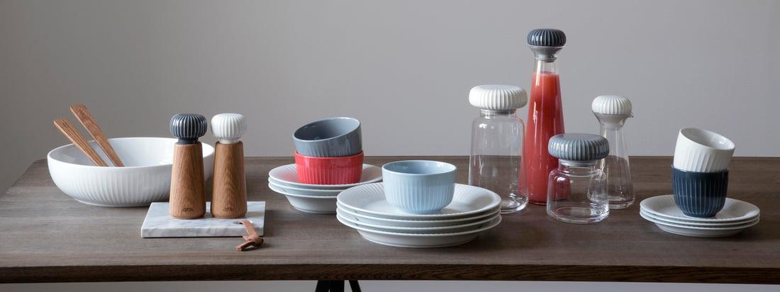 Kähler Design - Collection Hammershøi - En-tête