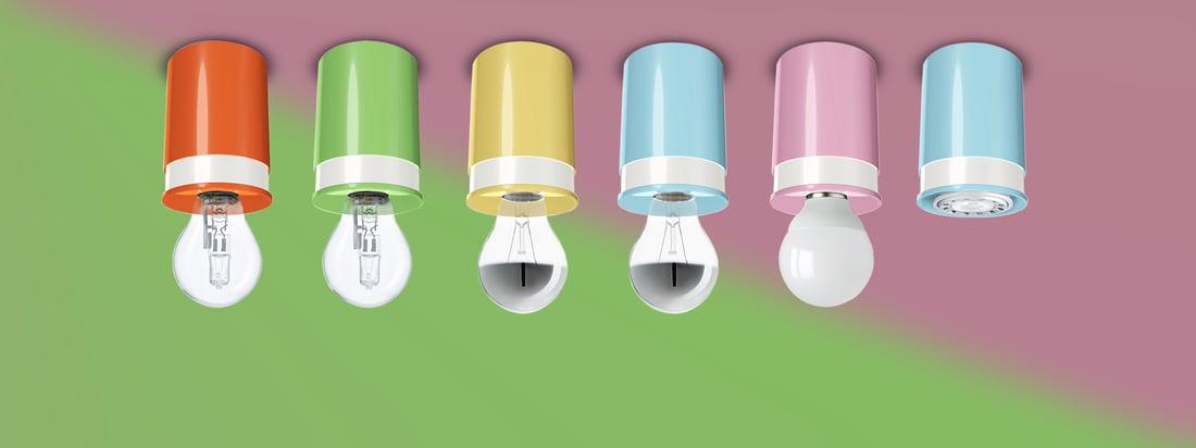 Twister Lighting a été mise au point dans le but de créer une lampe facile à installer au mur. Leur objectif était de concevoir un luminaire qui se monte en un tour de main et esthétique à la fois.