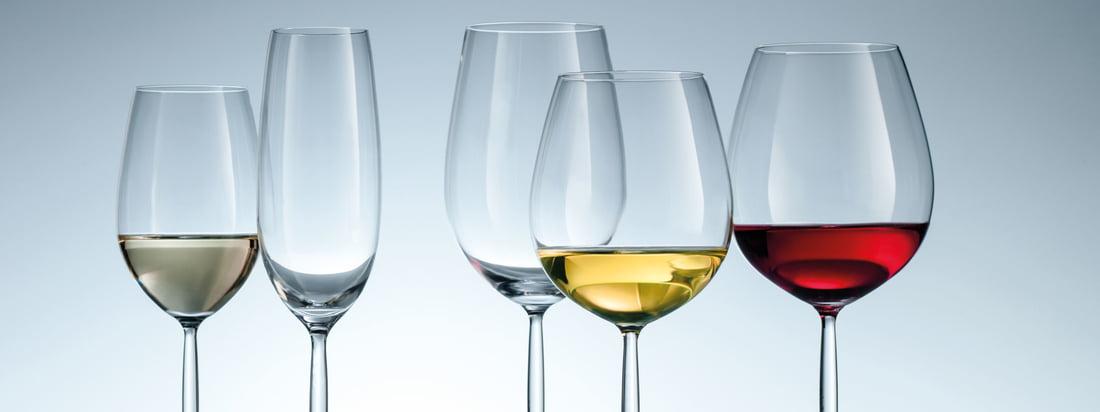 Schott Zwiesel - Série de verres Diva