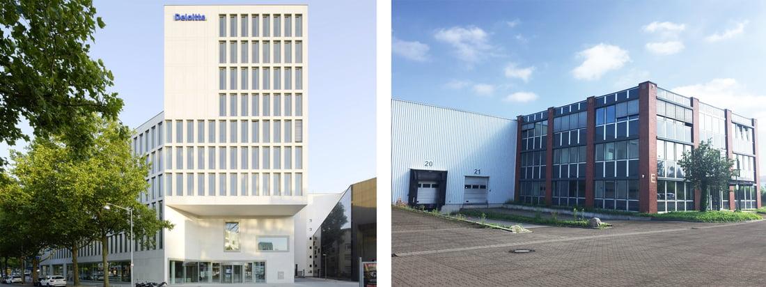Lieu Hannover - Collage - Bureau et entrepôt