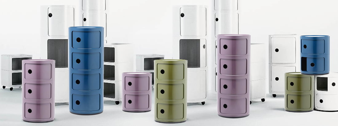 Kartell - Collection Componibili