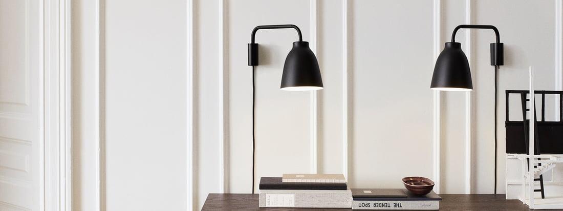 Flashsale - ConnoxPlus - Licht für jeden Winkel: Wandleuchten - Lightyears - Caravaggio Wandleuchte Read